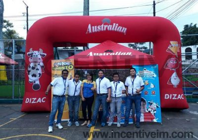 ARCO AUSTRALIAN SV - INCENTIVE INFLABLES 03