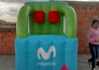 BASKETBALL HOOP MOVISTAR2