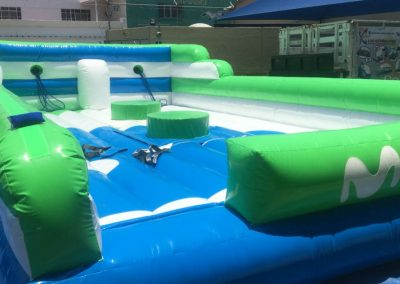 BUNGEE RUN MOVISTAR 1