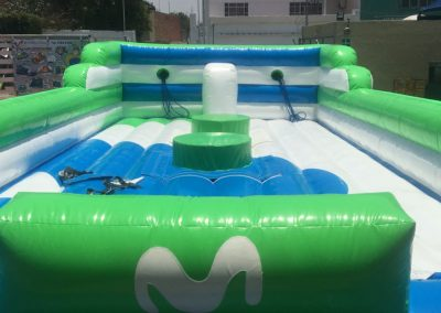 BUNGEE RUN MOVISTAR 2