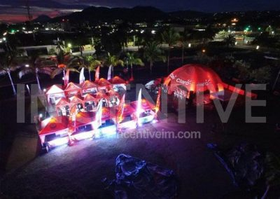 Carpa Inflable Claro -Incentive (2)
