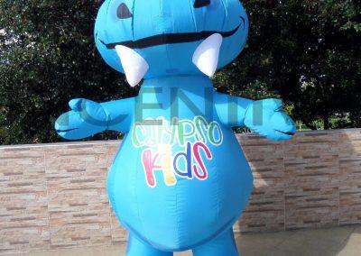 DISFRAZ DINOSAURIO CALYPSO KIDS - INCENTIVE