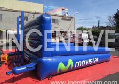 ESCALERAS LOCAS MOVISTAR 2 -INCENTIVE-