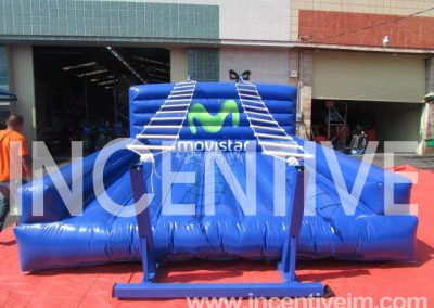 ESCALERAS LOCAS MOVISTAR -INCENTIVE-