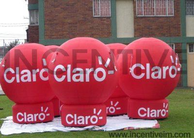 ESFERAS CLARO PANAMA 1.5 MTS - INCENTIVE