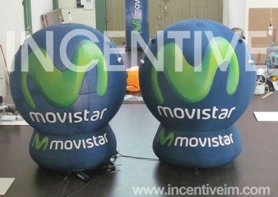 ESFERAS MOVISTAR 2 - INCENTIVE
