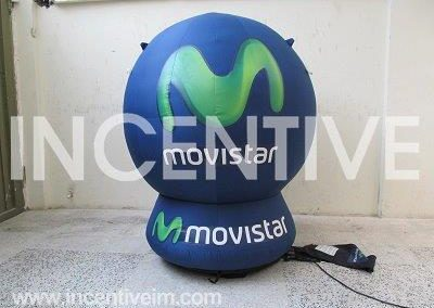 ESFERAS MOVISTAR 3 - INCENTIVE