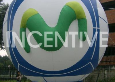 ESFERAS MOVISTAR INCENTIVE