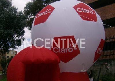 Esferas Claro Incentive (138)