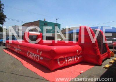 FUTBOLIN CLARO 2 -INCENTIVE-
