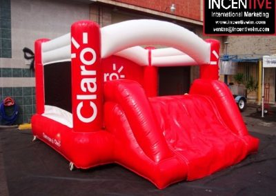 Juegos Inflables CLARO-INCENTIVE INFLABLES
