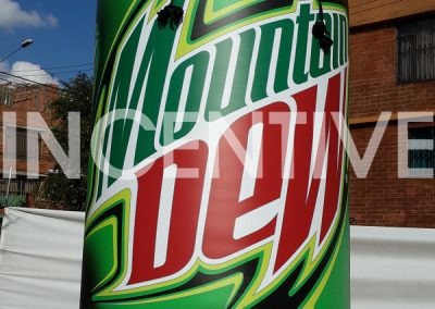 MOUNTAIN DEW 5 MTS HN 3 - INCENTIVE