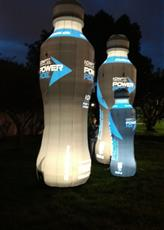Replica Powerade Botellas INCENTIVE