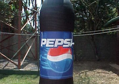 Replica de Botella PEPSI-INCENTIVE INFLABLES