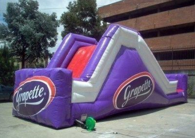 Resbaladero Inflable Grapette INCENTIVE