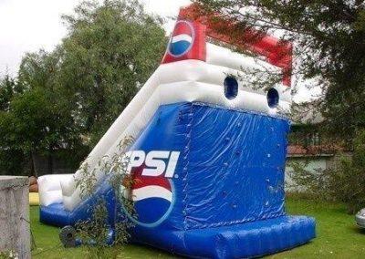 Resbaladero Inflable Pepsi 2-INCENTIVE