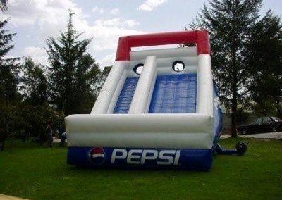 Resbaladero Inflable Pepsi 3-INCENTIVE