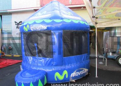 SALTARIN INFLABLE MOVISTAR - INCENTIVE