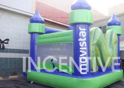 Saltarin Inflable Movistar INCENTIVE (60)
