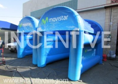 TIRA GOL MOVISTAR 2 -INCENTIVE-