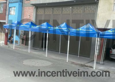 TOLDO MOVISTAR - INCENTIVE