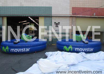 TORO MECÁNICO MOVISTAR 1-INCENTIVE-