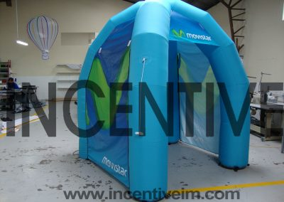VESTIDOR 2 MTS. MOVISTAR-INCENTIVE-