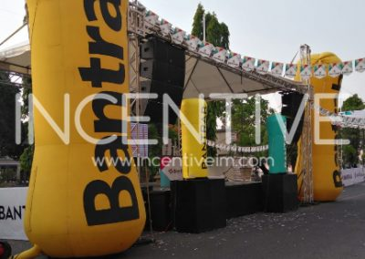 CILINDROS INFLABLES 6 MTS Y 2 MTS BANTRAB - INCENTIVE INFLABLES